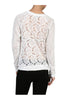 Long Sleeve Top W/ Crochet Lace Bodice - BodiLove | 30% Off First Order - 4