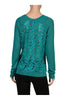 Long Sleeve Top W/ Crochet Lace Bodice - BodiLove | 30% Off First Order - 9