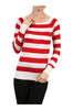 Long Raglan Sleeve Knit Sweater - BodiLove | 30% Off First Order - 4