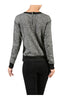 Long Sleeve Pull Over Crew Neck Sweatshirt - BodiLove | 30% Off First Order - 5 | Charcoal1