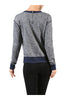 Long Sleeve Pull Over Crew Neck Sweatshirt - BodiLove | 30% Off First Order - 2 | Navy1