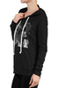Long Sleeve Hooded Sweatshirt W/ Sequins - BodiLove | 30% Off First Order - 3