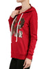 Long Sleeve Hooded Sweatshirt W/ Sequins - BodiLove | 30% Off First Order - 9