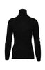 Fitted Long Sleeve Turtleneck Sweater - BodiLove | 30% Off First Order  - 2