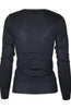 Long Sleeve Crew Neck Pullover Cardigan - BodiLove | 30% Off First Order  - 14