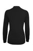 Silk Blend Stretch Knit Mock Turtleneck - BodiLove | 30% Off First Order - 35