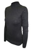 Silk Blend Stretch Knit Mock Turtleneck - BodiLove | 30% Off First Order - 7