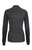Silk Blend Stretch Knit Mock Turtleneck - BodiLove | 30% Off First Order - 9