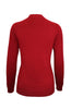 Silk Blend Stretch Knit Mock Turtleneck - BodiLove | 30% Off First Order - 26