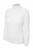 Silk Blend Stretch Knit Mock Turtleneck - BodiLove | 30% Off First Order - 29