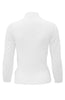 Silk Blend Stretch Knit Mock Turtleneck - BodiLove | 30% Off First Order - 31