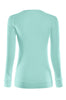 Long Sleeve Lightweight Crew Neck Sweatshirt | 30% Off First Order | Mint