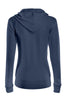 Drawstring Hooded Thermal Zip Up Sweater | 30% Off First Order | Navy