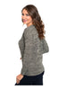 Long Sleeve Pull Over Crew Neck Sweater - BodiLove | 30% Off First Order  - 2