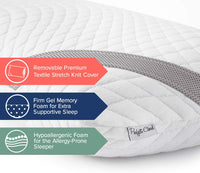 Perfect Cloud GelBasics Memory Foam Pillow (King)