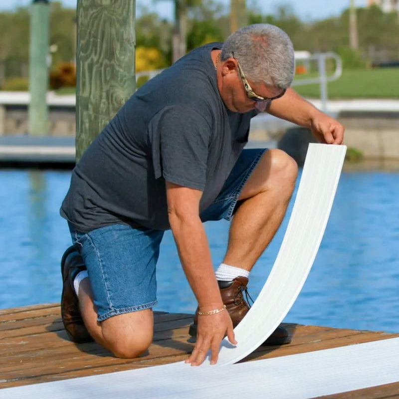 """Short Stack"" Easy DIY Kit Premium 4ft. Deck & Dock Covers (9 Pack)"