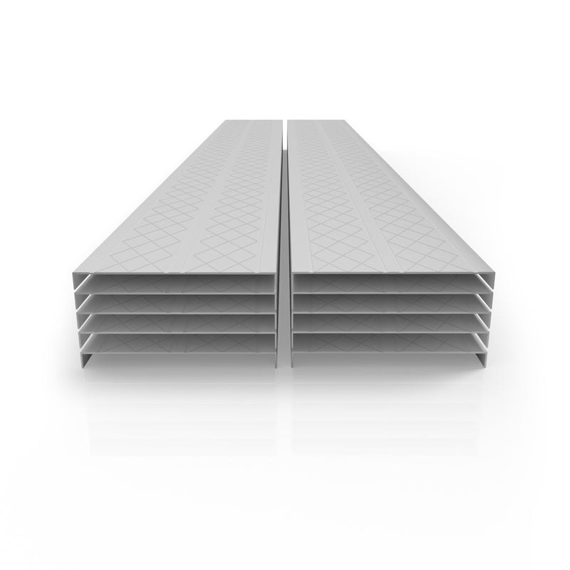 Premium Quality PVC Deck & Dock Cover - 12 ft. Plank Packs