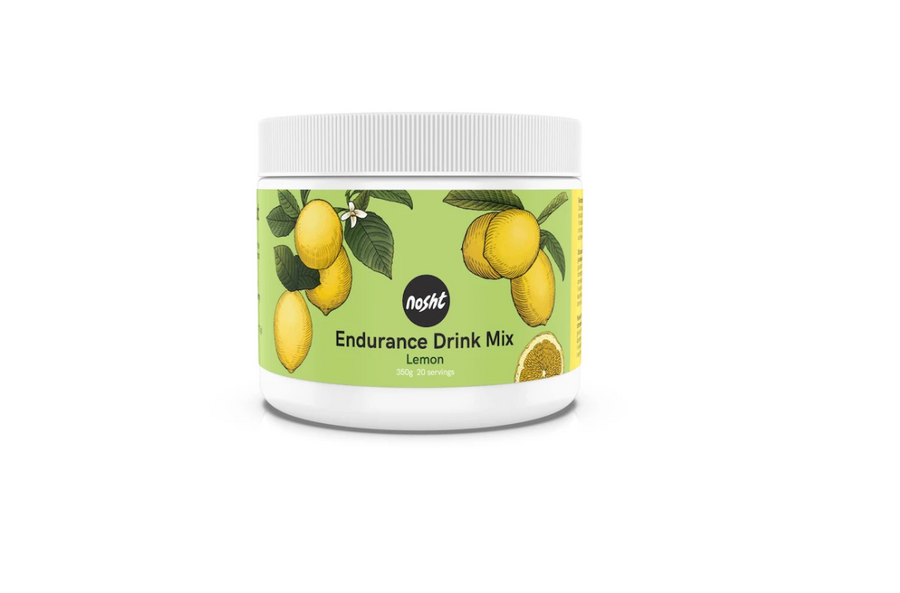 Nosht electrolyte drink mix lemon flavour