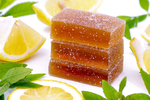 LEMON ICED TEA ENERGY CHEWS