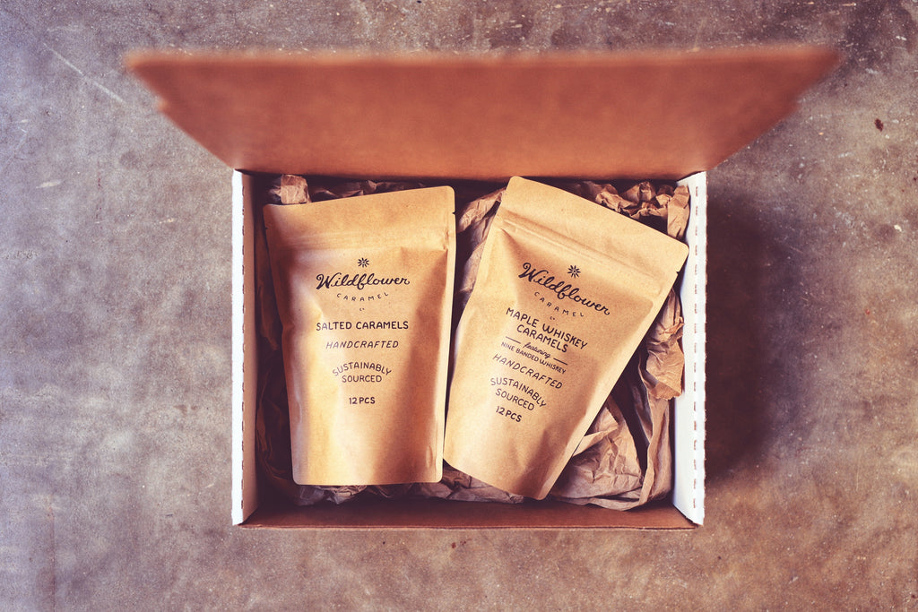 Caramel Subscription Box (6 Months - 2 Dozen Per Month)