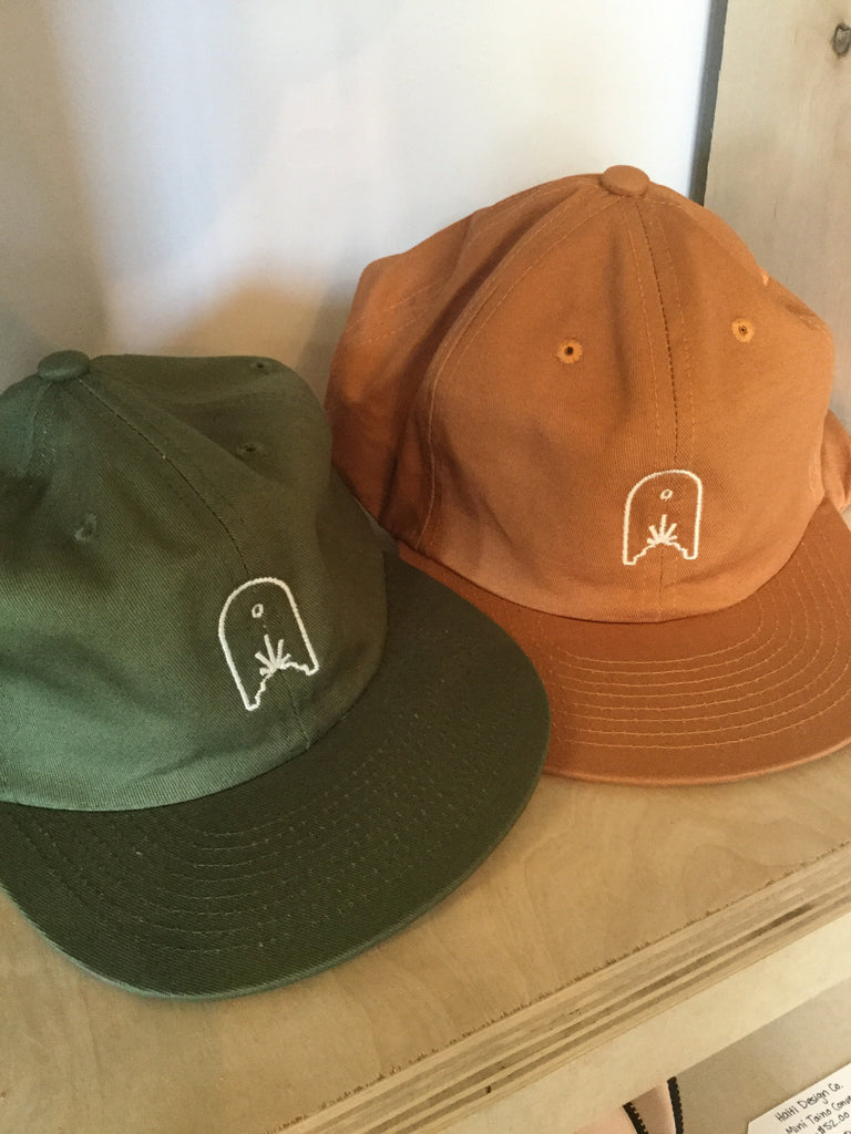 Desert temple baseball hat
