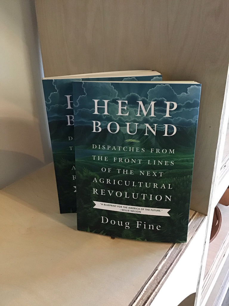 Hemp Bound book