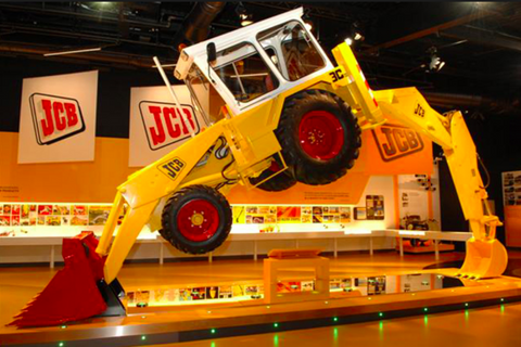 JCB Factory Tours