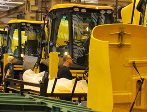 JCB Factory Tour