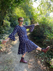Ruth's By Hand London Eloise Dress