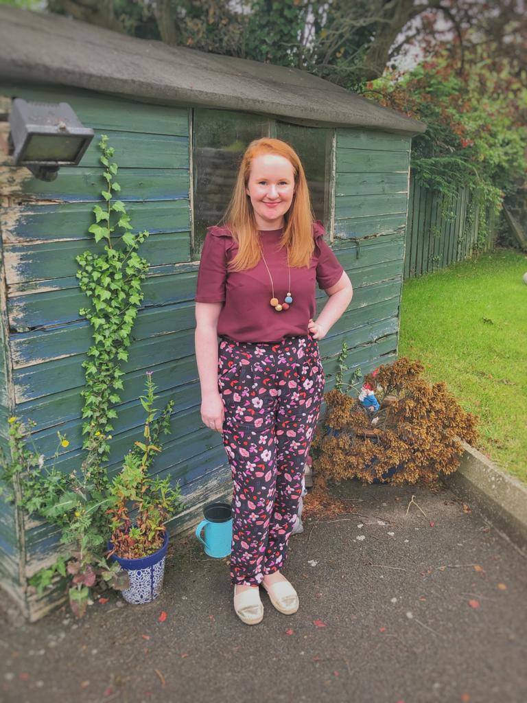 Catherine's Summer Trousers
