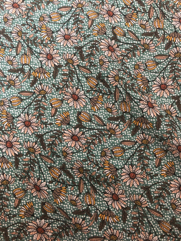 Grace Viscose Twill Fabric Close Up