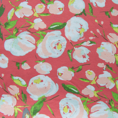 Art Gallery Fabrics -  Everlasting Blooms Premium Cotton Jersey