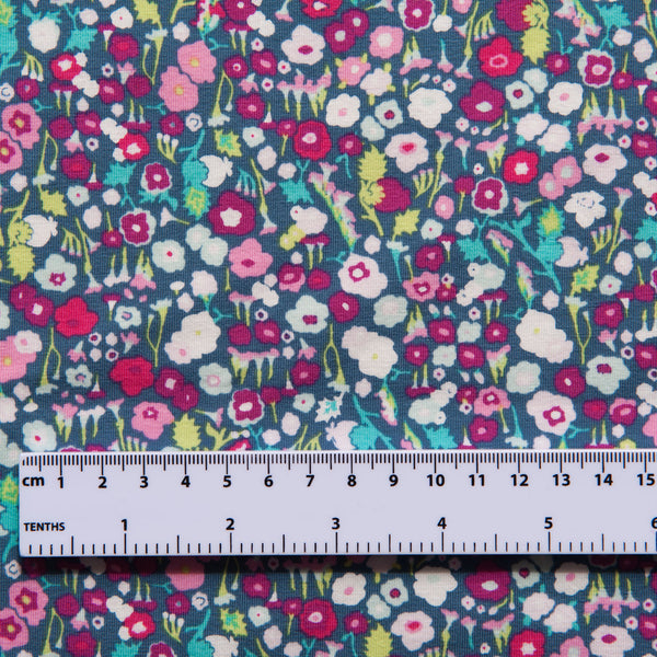 Art Gallery Fabrics -  Lavish Pretty Ditsy Dream Premium Cotton Jersey