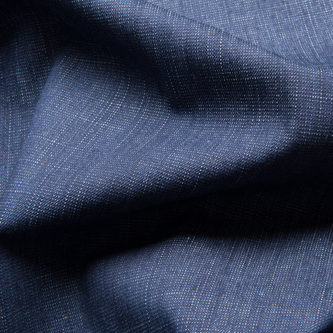 Barkweave Stretch Denim - Indigo