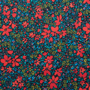 Bella Floral Cotton Lawn