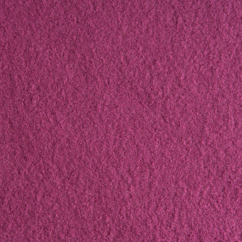 Boiled Wool - Cerise