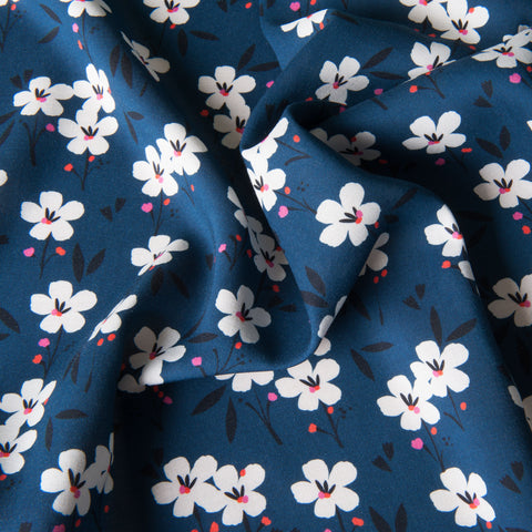 Dashwood Studio - Soiree Spring Rayon Dressmaking Fabric