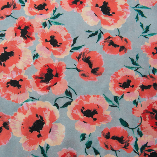 Lady McElroy - Poppy Array Viscose