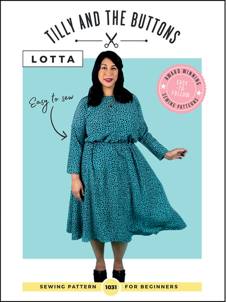 Lotta Dress - Tilly and the Buttons