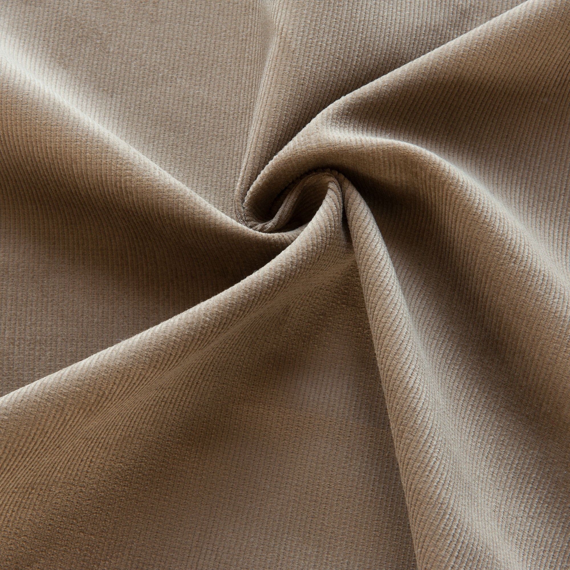 Camel Cotton Corduroy