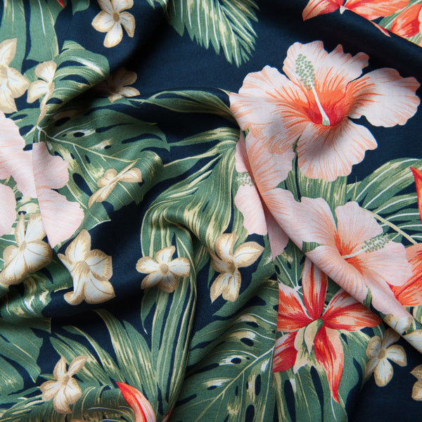 Summer Viscose Dressmaking Fabric