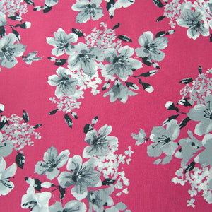 Arabelle Viscose in Pink