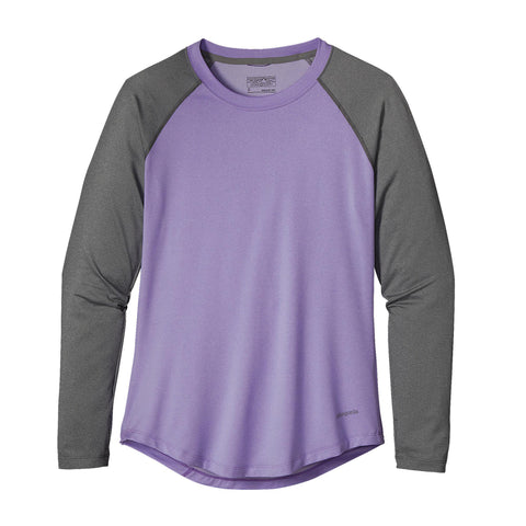 Patagonia Womens Tropic Comfort Crew with Logo