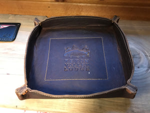 Lifetime Leather - Valet Tray