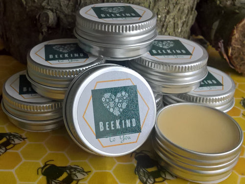 Beeswax Peppermint Lip Balm
