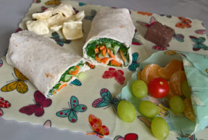 Beekind Lunch Wrap Pack (2M, 2S)