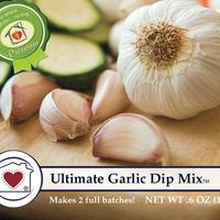 CHC Ultimate Garlic Dip Mix