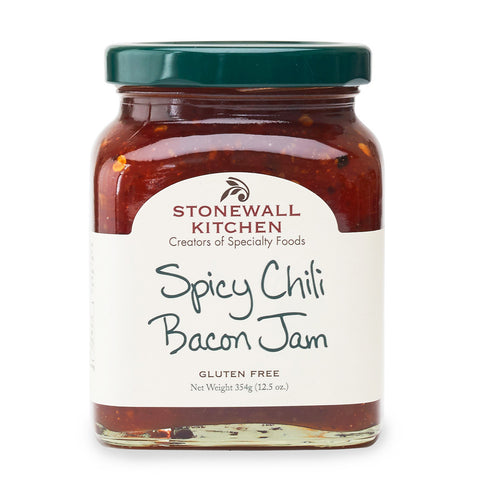 Spicy Chili Bacon Jam 12.75 oz.