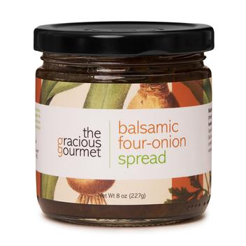 Balsamic Four Onion Spread