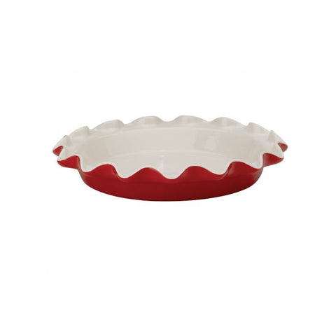 Pie Plate Bayberry Ceramic